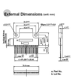 sla4061的应用电路图