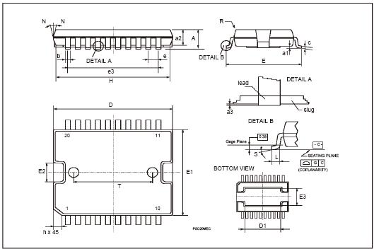 l298 技术资料及报价(附pdf文档)