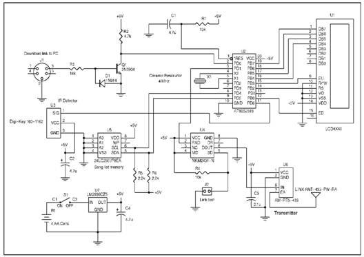 电路 电路图 电子 户型 户型图 平面图 原理图 528_373