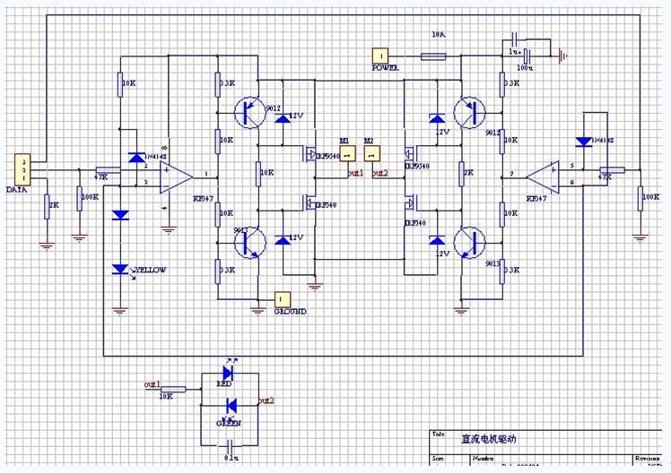 应用越来越广泛的直流电机